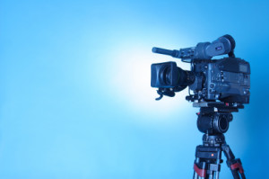 Video script writing image