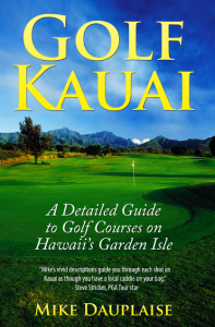 Golf Kauai book
